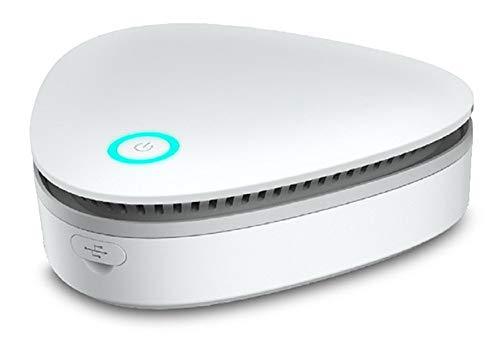 Generatore di ozono O3 portatile, purificatore d'aria per casa, sterilizzatore domestico, sterilizzatore, deodorante per alimenti, armadio, frigorifero, bagno e auto