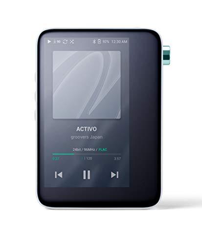 Astell&Kern, Activo CT10 - Lettore musicale portatile ad alta risoluzione, bianco