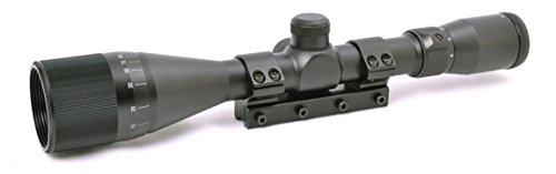 Hammers 3-9x40AO .177 .22 Magnum Spring Air Gun Rifle Scope with Mount
