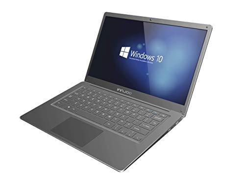 Portátil Innjoo Voom Pro Intel Celeron N3350/6GB/128GB SSD/14.1'/Win10/Negro