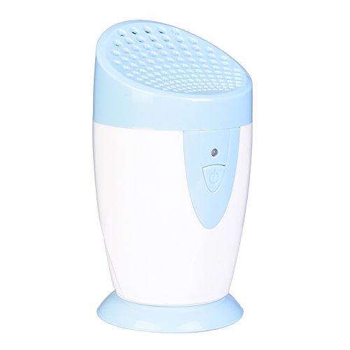 Hjuns Mini désodorisant ionique purificateur d'air pour petite chambre, chambre d'animaux, réfrigérateur, voiture, voyage