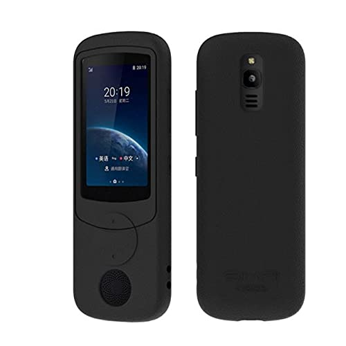 Davitu Remote Controls - Portable Shock-proof Soft Silicone Protective Cover Case for Easy Trans 3.0 Smart Electronic Voice Language Translator Device - (Color: E)