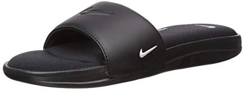 Nike Women's Ultra Comfort 3 Slide Sandal Black/White Size 6 M US