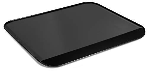 Formegolose 88735BBALUFG Plaque à Biscuits, 35 x 40 cm, Noir