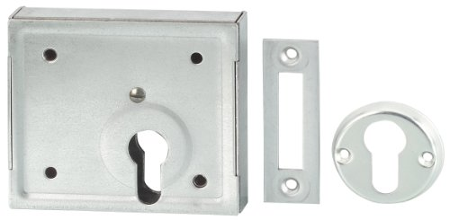 ABUS Aufschraubschloss ASS PZ für Profil-Zylinder 47482