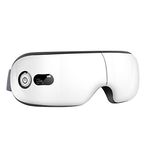 Preisvergleich Produktbild BANESE LED Display Augenmassagegerät - Dritte Gangeinstellung Bluetooth Augenmassagegerät Mit 180 Grad Faltbar,  Musik Zur Entlastung Der Augen Schlaf Verbessern