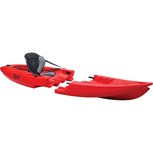 Point 65 Sweden Tequila GTX Solo RED Modular Kayak