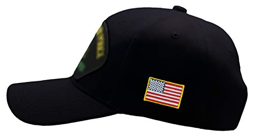 PATCHTOWN US Navy Seabee – Vietnam Veteran Hat/Ballcap Adjustable One Size Fits Most (Multiple Colors & Styles)