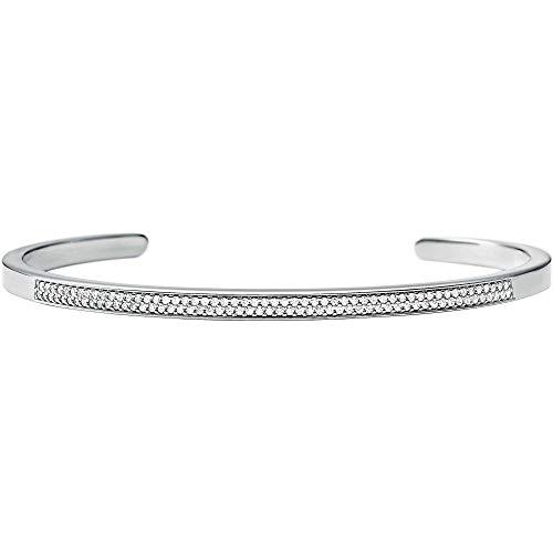 Michael Kors Damen-Armreif 925er Silber One Size Silber 32002779