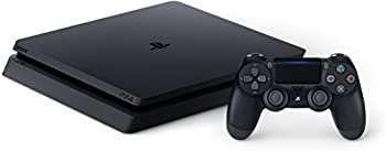 SONY PlayStation 4 Slim 1TB Console Light & Slim PS4 System 1TB Hard Drive All the Greatest Games TV Music & More