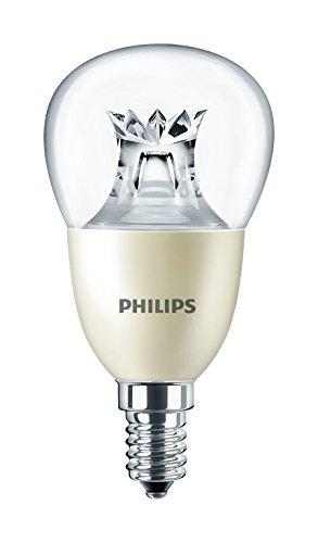 Philips Master LED warm weiß DimTone Glanz Licht, glas, E14, 8 wattsW 240 voltsV