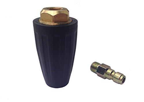 Turbo-mondstuk/vuilfrees voor hogedrukreinigers, max. 220 bar Maat: 030er