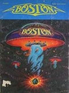 Boston: Boston Music Book - Piano/vocal/chords