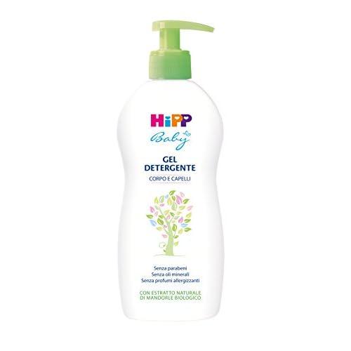 Hipp Baby Gel Detergente Corpo e Capelli 400ml