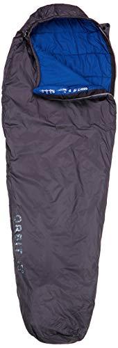 Deuter Unisex-Adult Orbit + 5° Schlafsack, Granite-Steel, Einheitsgröße