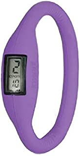 IOION C-VLT06-II Casual Watch For Unisex Digital Silicone - Purple