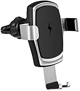 Wireless Car Charger, ANNKOO 10W Gravity Wireless Fast Charge Car Mount Air Vent Phone Holder Compatible with Samsung Galaxy S9 S9 Plus S8 & Phone X/XS/XS Max
