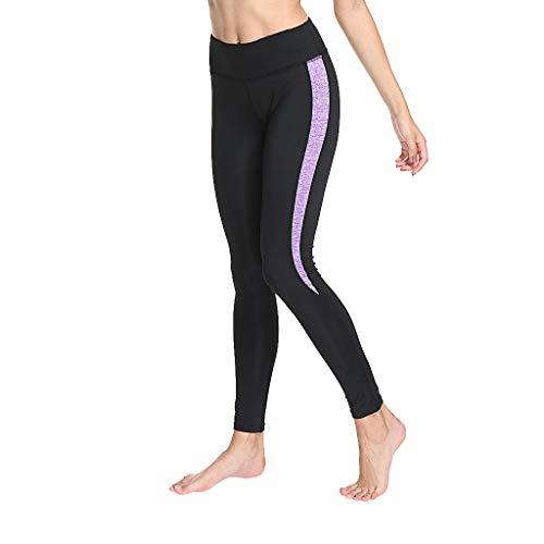 OPALLEY Damen Leggings Strumpfhose Active Running Hosen Casual Pants Workout Leggings Leggings for Women Leggings High Waist Leggings Women\'s Sports Pants