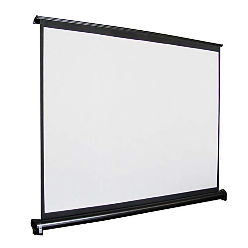 Read About 40 Projector Screen 4:3 Diagonal Tabletop Portable Carrying Bag Movie Table Top Projecto...