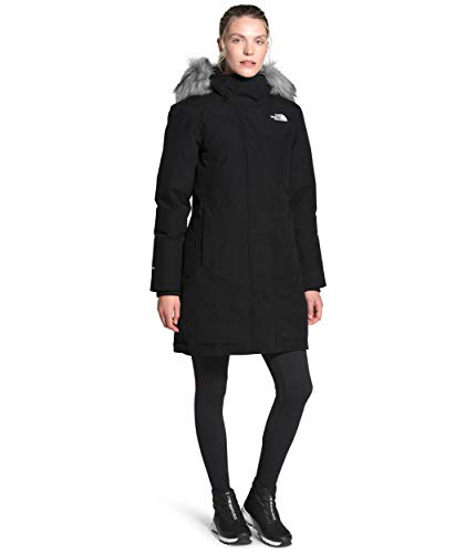 The North Face Mujeres ártica Parka L Black