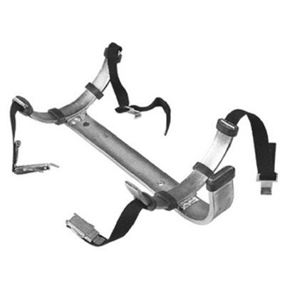 Autohouder - houder voor 6 kg brandblusser met spanband