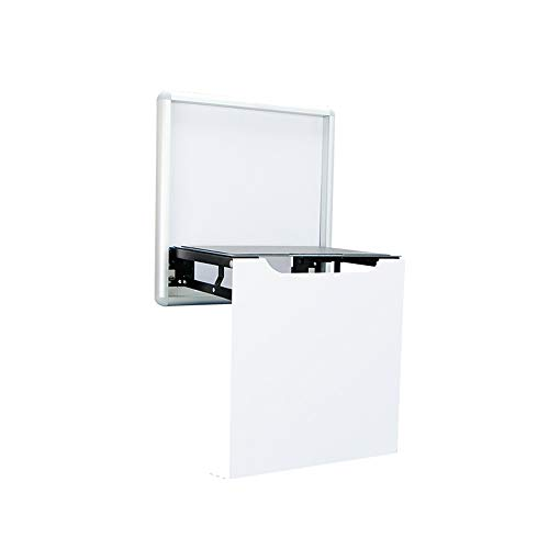 Taburete plegable taburete de reemplazo de zapatos taburete de pared para colgar en la pared del hogar taburete de baño taburete plegable de aleación de aluminio taburete de entrada al centro comerc