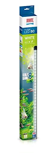 Juwel - NovoLux LED Beleuchtung für Aquarium White 80-10,5 Watt LED Zusatzbeleuchtung 680mm lang