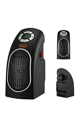 Stufa elettrica portatile Heater Vinco 701594