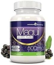 Maqui Berry Antioxidant Supplement 500mg Capsules 90 Capsules Evolution Slimming Estimated Price : £ 29,99