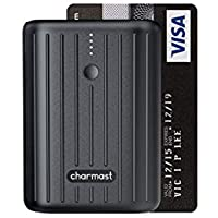 Charmast Smallest Lightest 10000 USB C PD Quick Charge Portable Charger