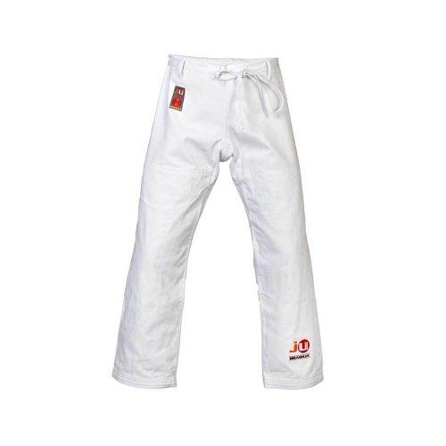 Ju-Sports Judohose Brasilia weiß, normal