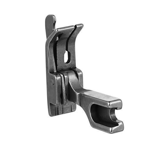 AGiao Household Sewing Machine Accessories Metálica prensatelas Industrial Máquina de Coser Plana Coche en Movimiento Single Edge Aguja Plana 1/8 3/8 1/16 1/4 3/16 5/16 1/32 Easy to Install