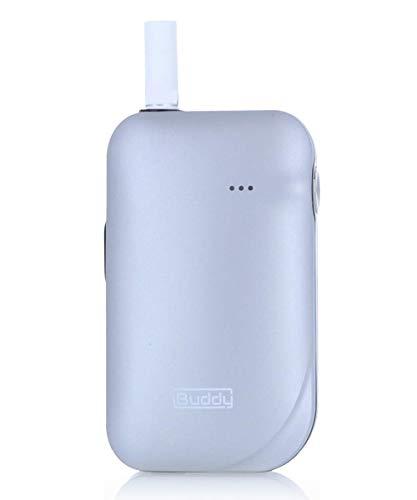 iBuddy(アイバディ) 加熱式 電子タバコ たばこスティック専用デバイス (シルバー)