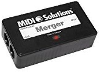 MIDI Solutions 2-input MIDI Merger