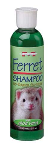 Marshall 8-Ounce Ferret Aloe Vera Shampoo