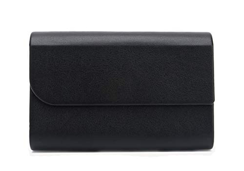 Fedon 1919 Classica Business Card Holder Uo1930006 Black