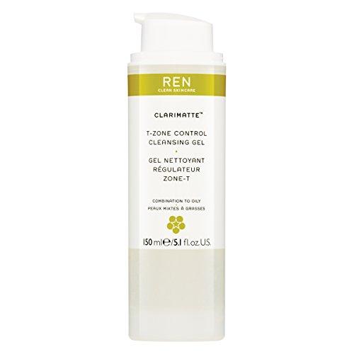 REN Clarimatte T-Zone Control Cleansing Gel Facial Cleansing Gel 150 ml