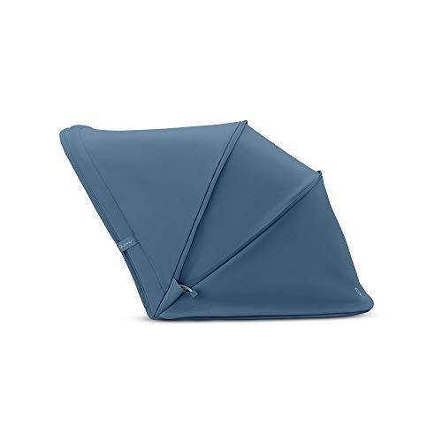 Quinny Capota Solar Hubb para los Asientos del Cochecito Quinny Hubb Mono o Quinny Hubb Duo, Blue Coral (azul)