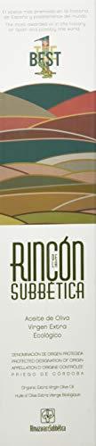 Rincón de la Subbética – Spanisches Olivenöl, Bio, mehrfach prämiert