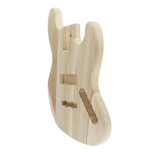 Homyl Gitarrenbau E-Bass E-Gitarren Body Korpus für JB Style E-Gitarre DIY Bausatz