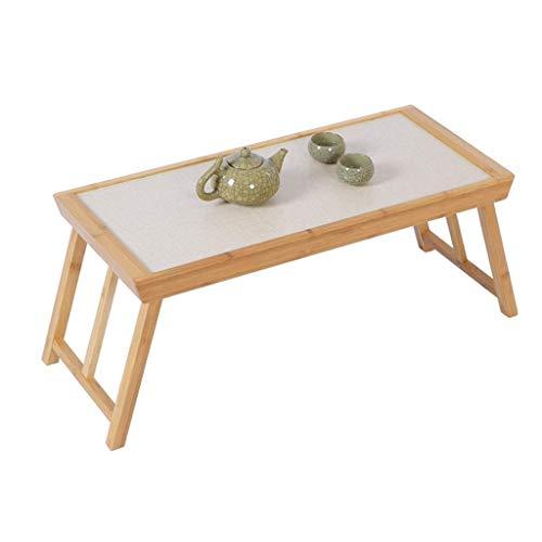 ADSE Couchtische Bambustisch Laptop Tisch Klapptisch Tatami Niedriger Tisch Schreibtisch Japanischer Tisch Dessert Tisch