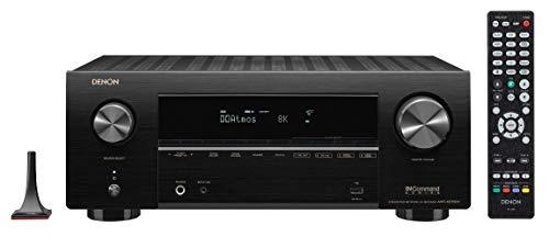Denon AVR-X2700H 8K Ultra HD 7.2 Channel (95 Watt X 7) AV...