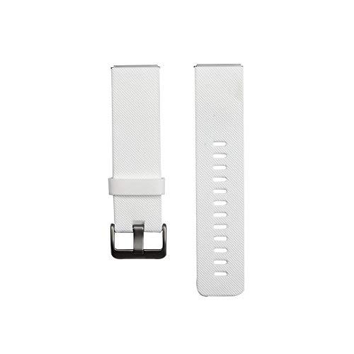 shuxun Geeignet für Fitbit Blaze Smart Watch Armband, Blaze Ersatz Sportarmband, weiches Silikon Uhrenarmband S N-10