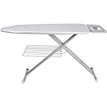 Peng Essentials Maxima Ironing Boards with Storage Stand (Silver)