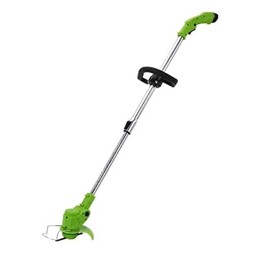 REWD Electric Grass Trimmer Lawn 12V Cordless Grass Trimmers, 450W Manscaped Hand Held Lawn Mower Grass, Trimmer Retractable Electric Grass Cutter Home Garden Tools