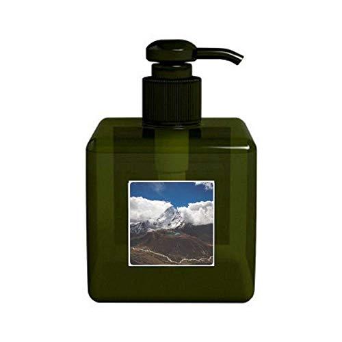 Ciel Azul Nature Decors Ciencias Forestales Bomba de Botella Dispensador de Líquido de Jabón