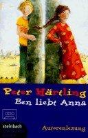 Ben liebt Anna: Roman für Kinder ab 10. Autorenlesung