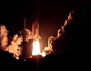 HistoricalFindings Photo: STS-93 Launch