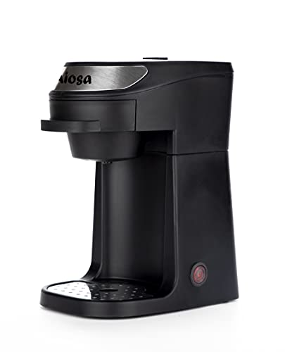 Auto Shut Off Single Cup Drip Coffee Maker,Personal Coffee Maker,One Cup Serve Brew Machine