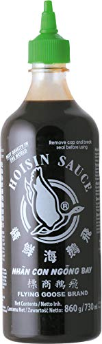 FLYING GOOSE Hoi Sin Sauce PET-Flasche, 2er Pack (2 x 730 ml)